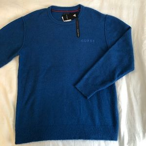 New guess knit sweater